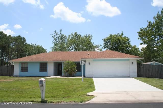 1850 Dragon Road SE, Palm Bay, FL 32909 (MLS #903818) :: Armel Real Estate
