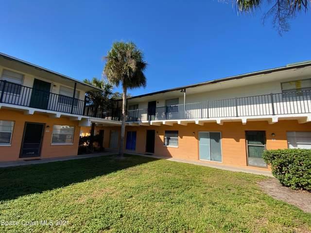 1711 Dixon Boulevard #190, Cocoa, FL 32922 (MLS #903854) :: Keller Williams Realty Brevard