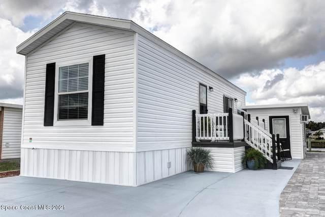 2250 Orbiter Court #155, Titusville, FL 32796 (MLS #903864) :: Premium Properties Real Estate Services