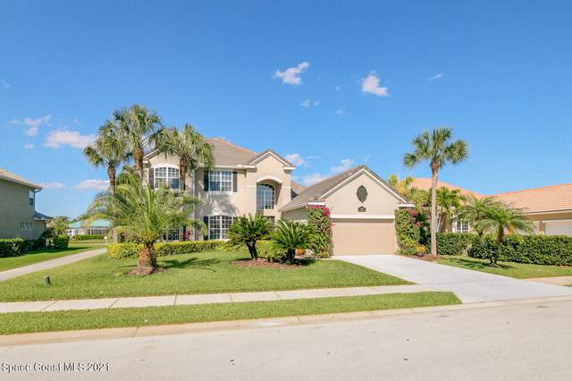 8043 Old Tramway Drive, Melbourne, FL 32940 (MLS #903883) :: Premium Properties Real Estate Services