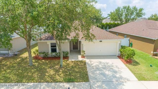 3987 Four Lakes Drive, Melbourne, FL 32940 (MLS #903916) :: Blue Marlin Real Estate