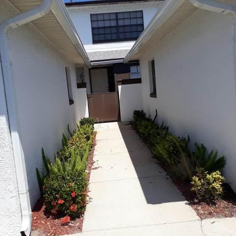 290 Paradise Boulevard #44, Indialantic, FL 32903 (MLS #903930) :: New Home Partners