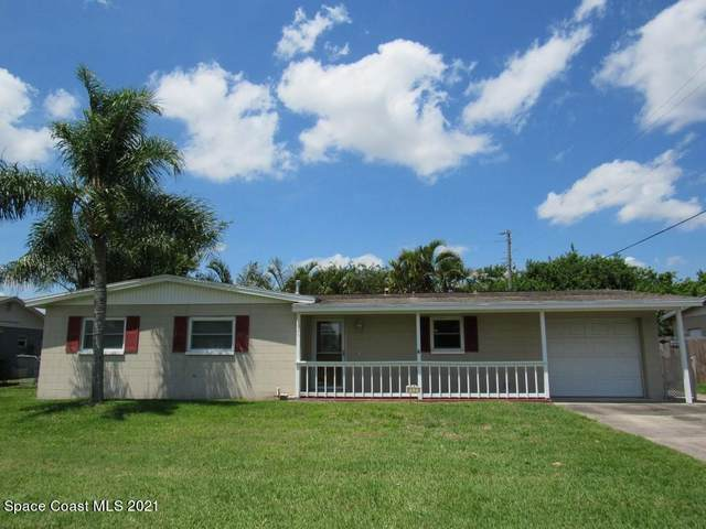 945 Martinique Drive, Merritt Island, FL 32953 (MLS #903935) :: Premium Properties Real Estate Services