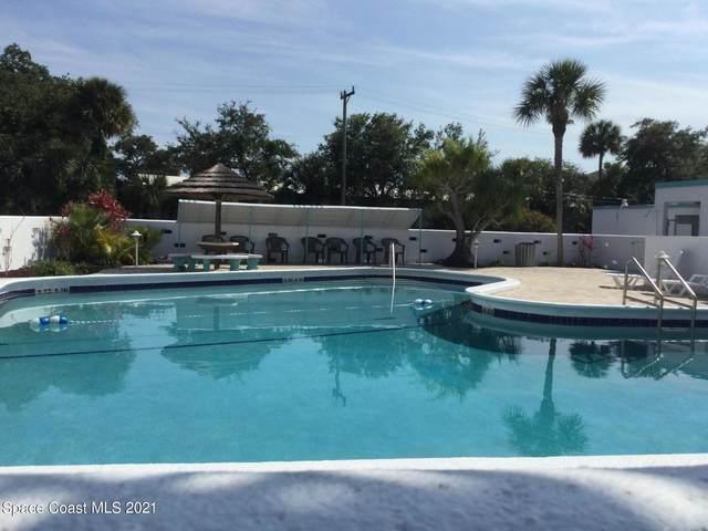 8401 N Atlantic Avenue B4, Cape Canaveral, FL 32920 (MLS #903936) :: Blue Marlin Real Estate