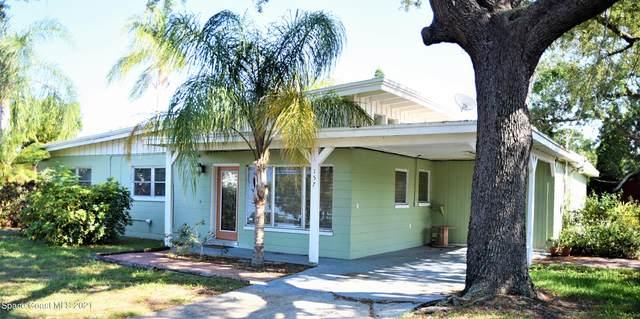 157 Park Lane, Titusville, FL 32780 (MLS #903952) :: New Home Partners