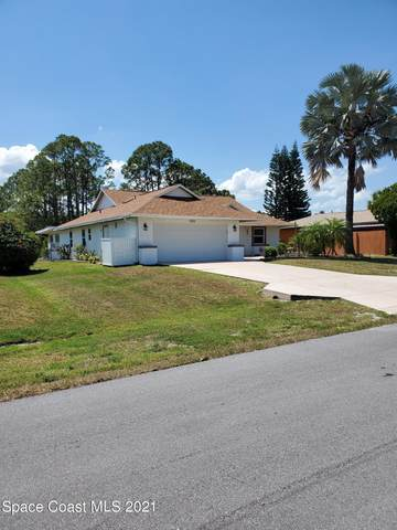 1362 Ginza Road NW, Palm Bay, FL 32907 (MLS #903956) :: Premier Home Experts
