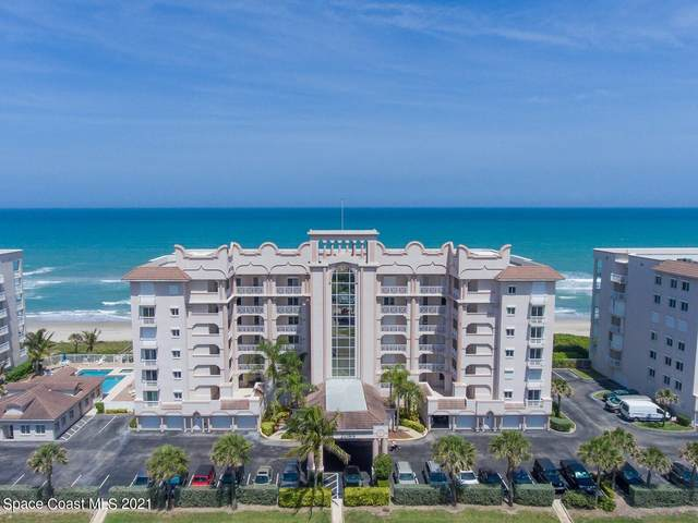 2085 Highway A1a #3604, Indian Harbour Beach, FL 32937 (MLS #903990) :: Blue Marlin Real Estate