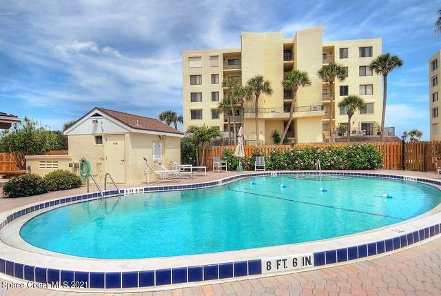 6307 S Highway A1a #263, Melbourne Beach, FL 32951 (MLS #904006) :: Premium Properties Real Estate Services
