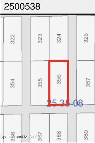 356 Tract, Rockledge, FL 32955 (MLS #904036) :: Blue Marlin Real Estate