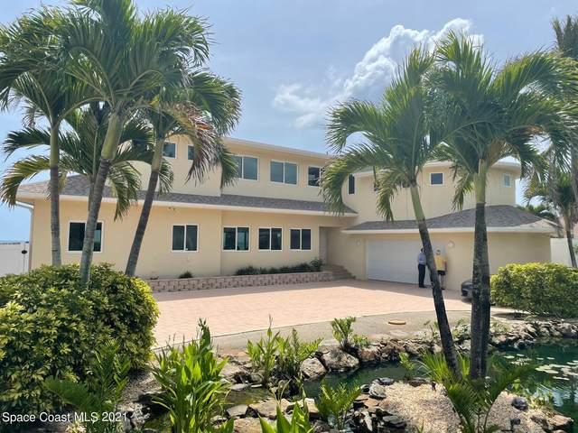 1505 Atlantic Street, Melbourne Beach, FL 32951 (MLS #904041) :: Premium Properties Real Estate Services