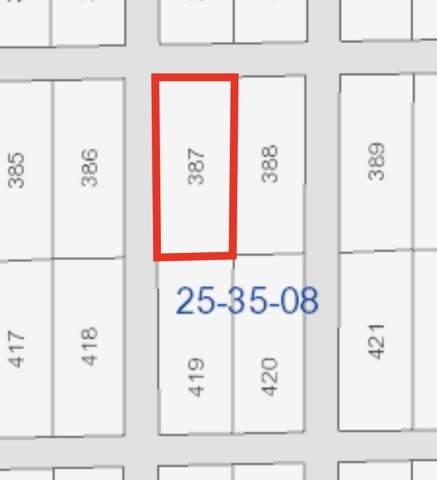387/ 388 Tract, Rockledge, FL 32955 (MLS #904043) :: Engel & Voelkers Melbourne Central