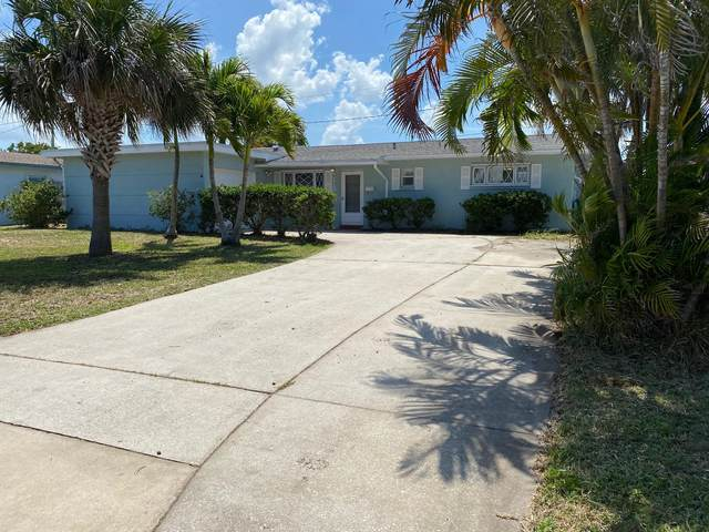 210 Carole Court, Satellite Beach, FL 32937 (MLS #904060) :: Blue Marlin Real Estate