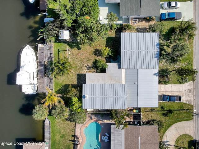 105 Boca Ciega Road, Cocoa Beach, FL 32931 (MLS #904070) :: Engel & Voelkers Melbourne Central