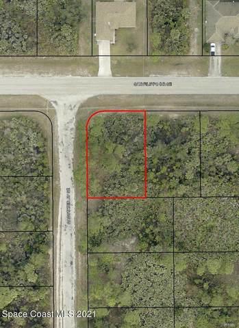 3045 San Filippo (Corner Gagstater) Drive SE, Palm Bay, FL 32909 (MLS #904073) :: Armel Real Estate