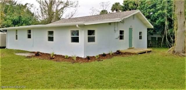 4100 Alpine Lane, Titusville, FL 32780 (MLS #904082) :: Blue Marlin Real Estate