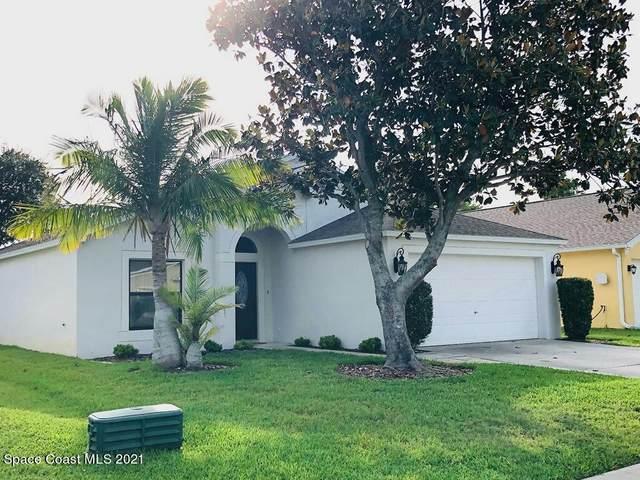 801 Wickham Lakes Drive, Melbourne, FL 32940 (MLS #904083) :: Premium Properties Real Estate Services
