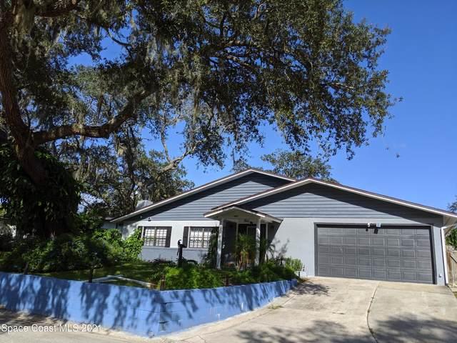 1385 Thornton Avenue, Titusville, FL 32780 (MLS #904095) :: Blue Marlin Real Estate