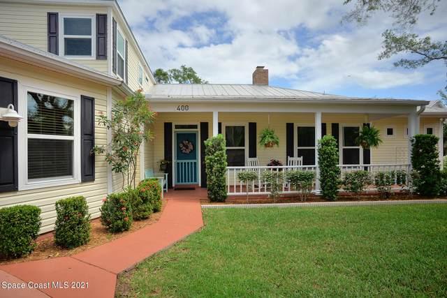 400 Bay Point Drive, Melbourne, FL 32935 (MLS #904100) :: Blue Marlin Real Estate