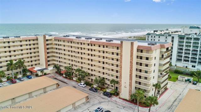 1830 N Atlantic Avenue #806, Cocoa Beach, FL 32931 (MLS #904117) :: Engel & Voelkers Melbourne Central