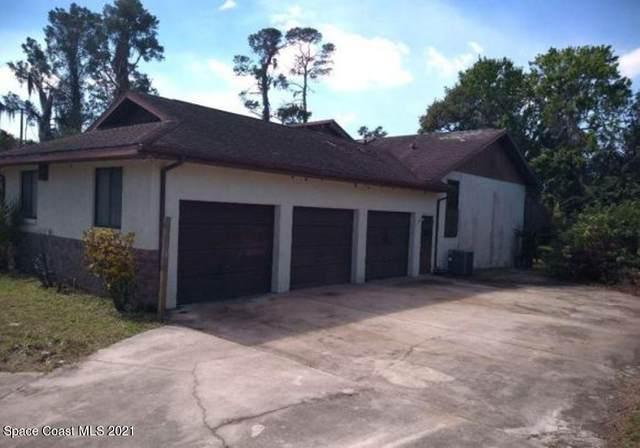 470 S Carpenter Road, Titusville, FL 32796 (MLS #904118) :: Premier Home Experts