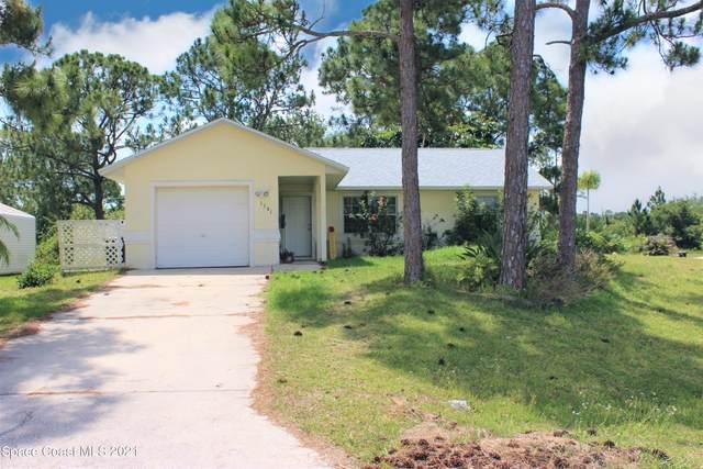1341 Weiman Road SE #23, Palm Bay, FL 32909 (MLS #904133) :: Premier Home Experts