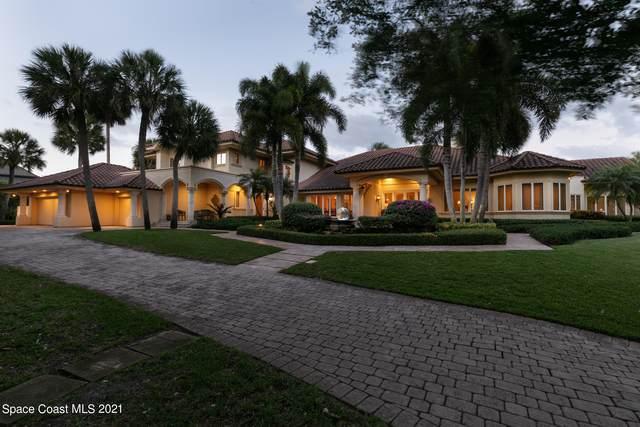 10280 S Tropical Trail, Merritt Island, FL 32952 (MLS #904135) :: Blue Marlin Real Estate