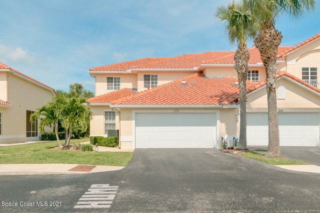 8420 Maria Court #7, Cape Canaveral, FL 32920 (MLS #904141) :: Premier Home Experts