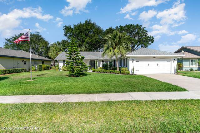 1343 Pilgrim Avenue, Melbourne, FL 32940 (MLS #904160) :: New Home Partners