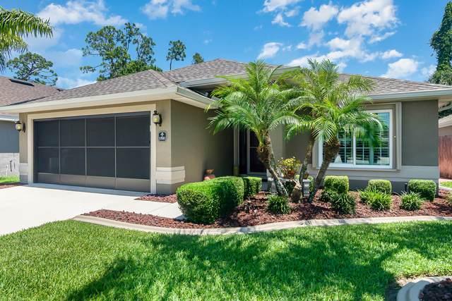1581 Morgan Court, Melbourne, FL 32934 (MLS #904161) :: Blue Marlin Real Estate