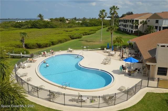 6240 E Mirror Lake Drive #406, Sebastian, FL 32958 (MLS #904168) :: Premier Home Experts