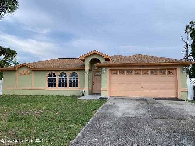 912 Brickell Street SE, Palm Bay, FL 32909 (MLS #904176) :: Armel Real Estate