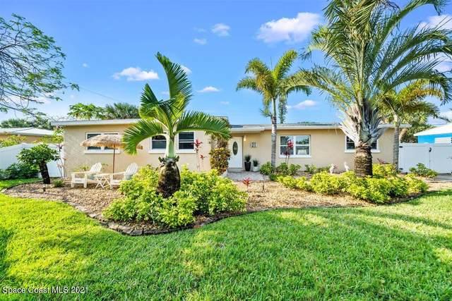 124 SE 1st Street, Satellite Beach, FL 32937 (MLS #904188) :: Premier Home Experts