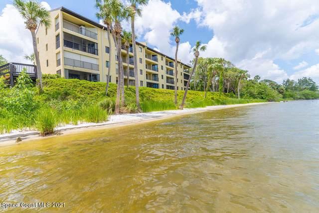 1480 Roosevelt Avenue #403, Melbourne, FL 32901 (MLS #904189) :: Blue Marlin Real Estate