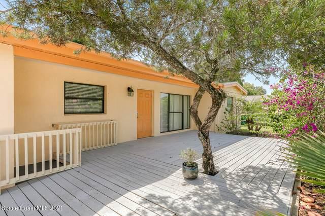 156 Saint George Road, Melbourne, FL 32904 (MLS #904204) :: Blue Marlin Real Estate