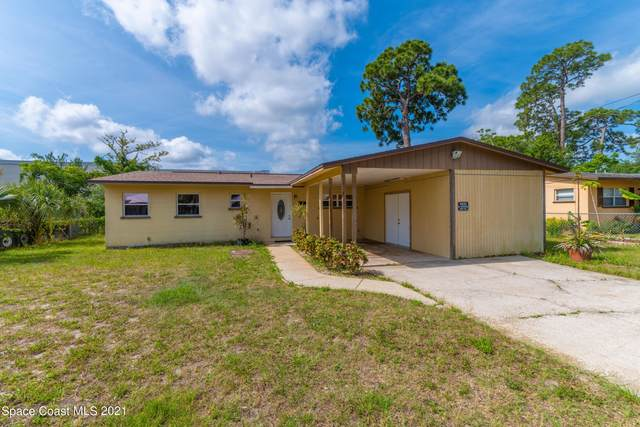 139 Jackson Street, Titusville, FL 32780 (MLS #904215) :: Premium Properties Real Estate Services