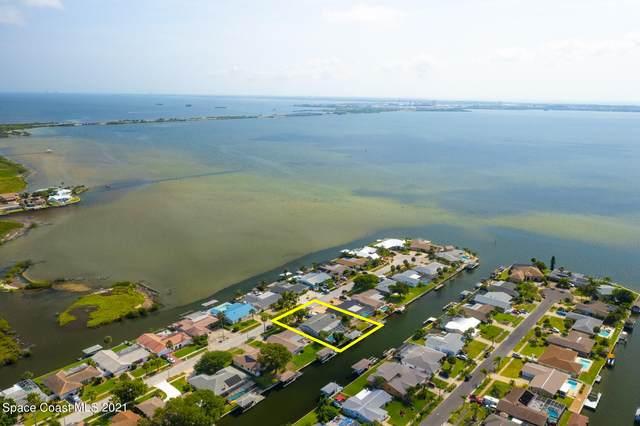 1705 Larchmont Court, Merritt Island, FL 32952 (MLS #904216) :: Blue Marlin Real Estate