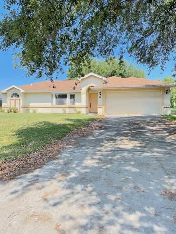 643 Almansa Street NE, Palm Bay, FL 32907 (MLS #904224) :: Blue Marlin Real Estate
