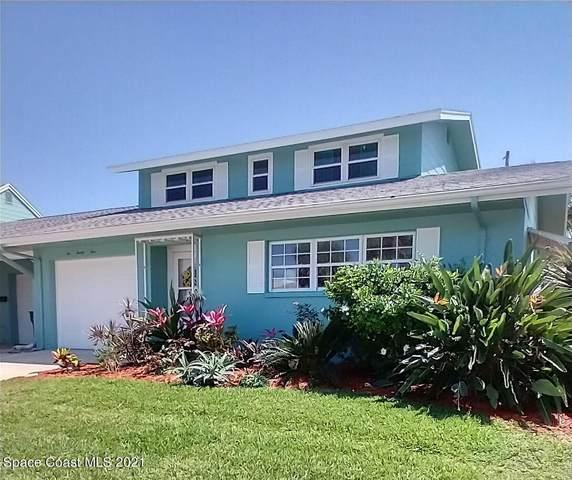 225 Emerald Drive N, Indian Harbour Beach, FL 32937 (MLS #904227) :: Blue Marlin Real Estate