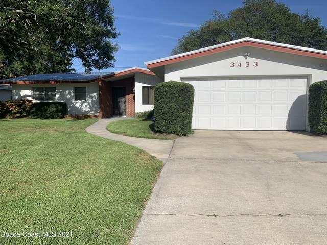 3433 Royal Oak Drive, Titusville, FL 32780 (MLS #904231) :: Blue Marlin Real Estate