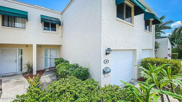 35 Emerald Court, Satellite Beach, FL 32937 (MLS #904261) :: Blue Marlin Real Estate