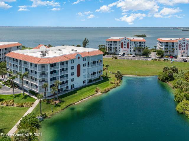 8935 Puerto Del Rio Drive #7502, Cape Canaveral, FL 32920 (MLS #904270) :: Premier Home Experts