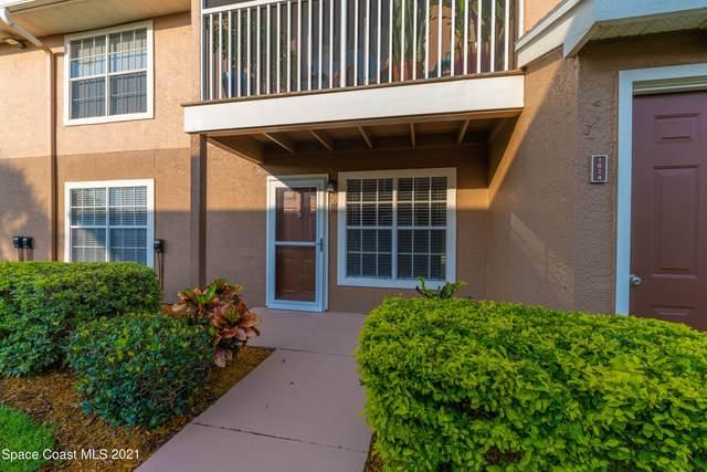 1860 Long Iron Drive #1004, Rockledge, FL 32955 (MLS #904283) :: Blue Marlin Real Estate
