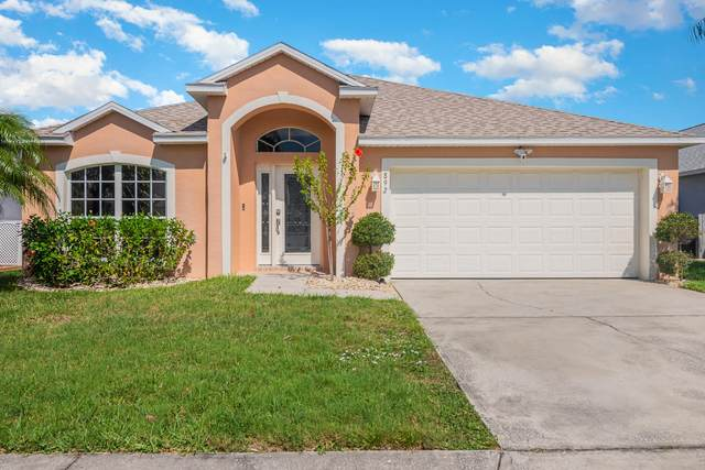 892 Shaw Circle, Melbourne, FL 32940 (MLS #904285) :: New Home Partners