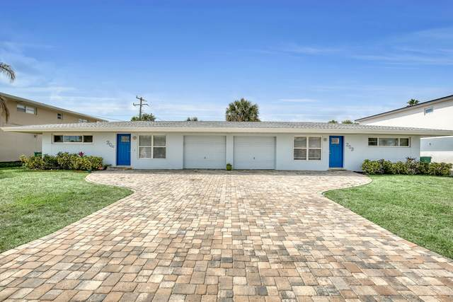 205 & 209 6th Avenue, Indialantic, FL 32903 (MLS #904297) :: New Home Partners