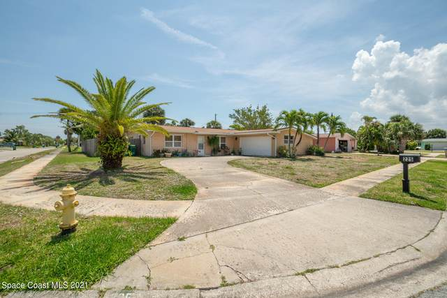 225 Carissa Drive, Satellite Beach, FL 32937 (MLS #904319) :: Blue Marlin Real Estate