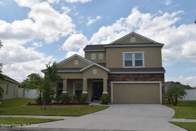 3923 Radley Drive, Melbourne, FL 32904 (MLS #904328) :: Blue Marlin Real Estate