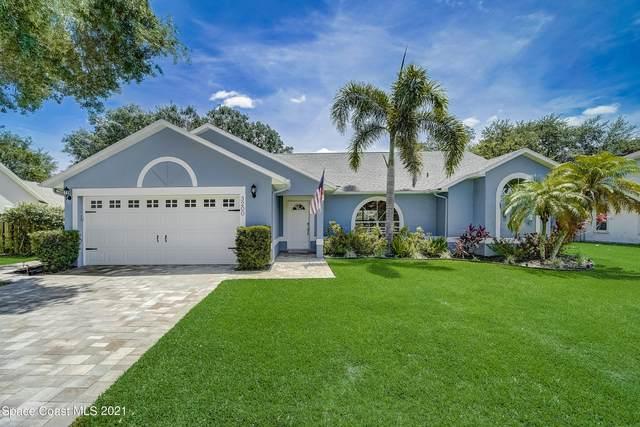 3200 Brentwood Lane, Melbourne, FL 32934 (MLS #904332) :: Blue Marlin Real Estate