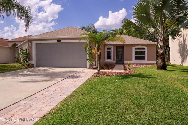 2530 Brookshire Circle, Melbourne, FL 32904 (MLS #904344) :: Blue Marlin Real Estate