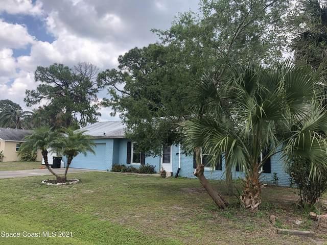 297 Cambridge Avenue NE, Palm Bay, FL 32907 (MLS #904350) :: Blue Marlin Real Estate