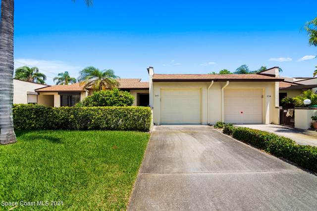 340 Markley Court, Indian Harbour Beach, FL 32937 (MLS #904357) :: Blue Marlin Real Estate